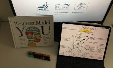 Personal Story (visuele CV) I Ondernemer